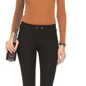 Theory Adalwen Jetty Black pants - size 4